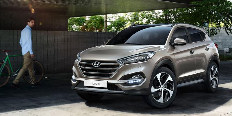 Oferta Hyundai Tucson Tecno Km. 0 Vizcaya