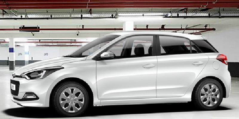 Oferta Hyundai i20 25 aniverasrio vizcaya