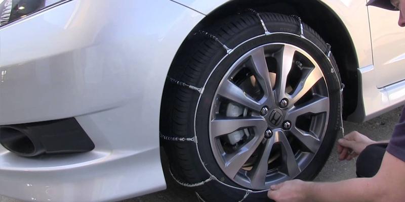 Cómo poner cadenas invierno a coche