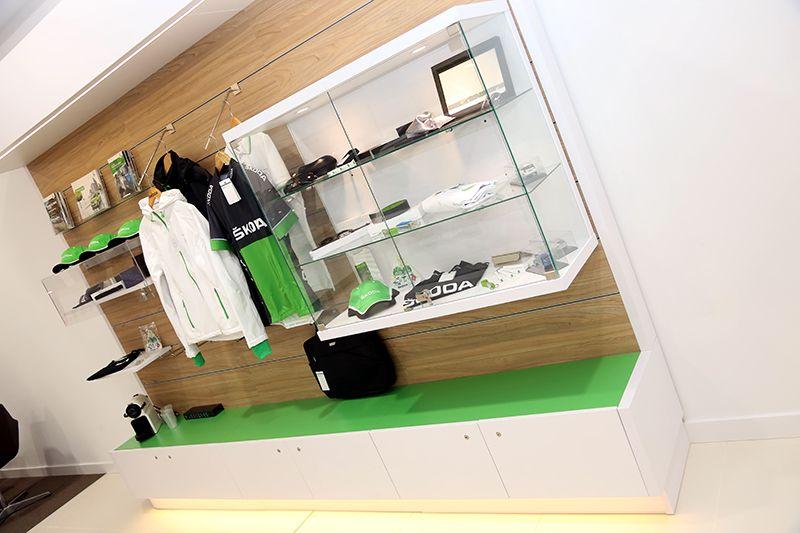 Tienda boutique oficial Skoda Galdakao
