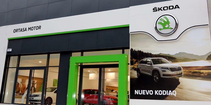 Nuevas Instalaciones Skoda Galdakao