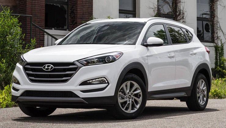 Comprar Hyundai Tucson Vizcaya