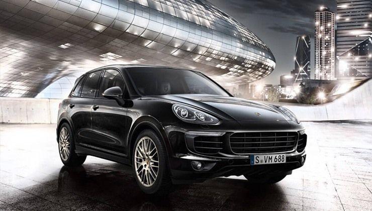 Comprar Porsche Cayenne Vizcaya