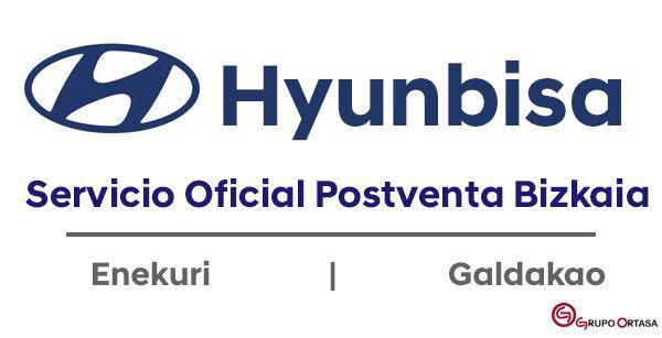 Apertura nuevo taller oficial Hyundai Bizkaia