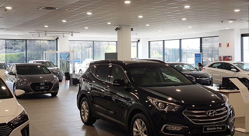 Nuevas instalaciones Hyundai Enekuri