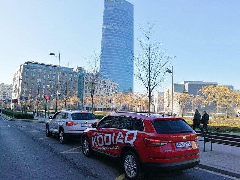 Nuevo Skoda Kodiaq Bilbao
