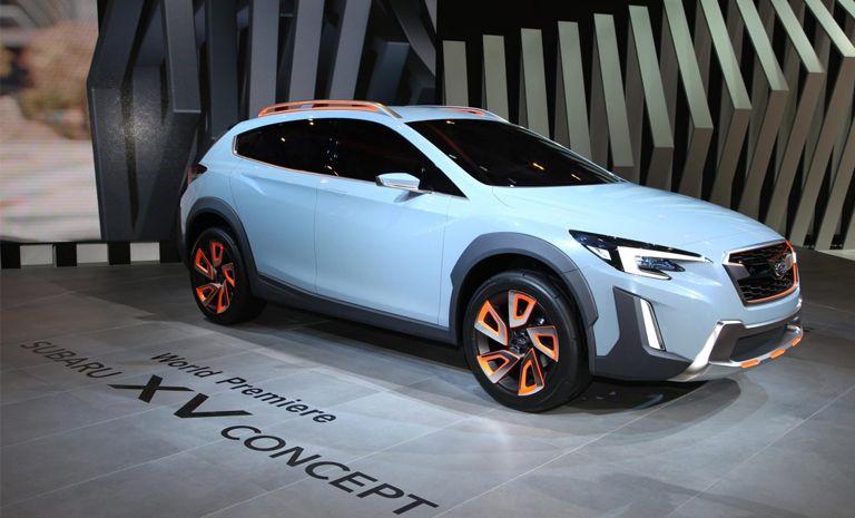 Nuevo Subaru XV en el Salón de Ginebra 2017
