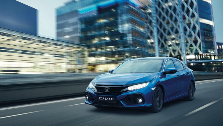 Precio Nuevo Honda Civic 2017