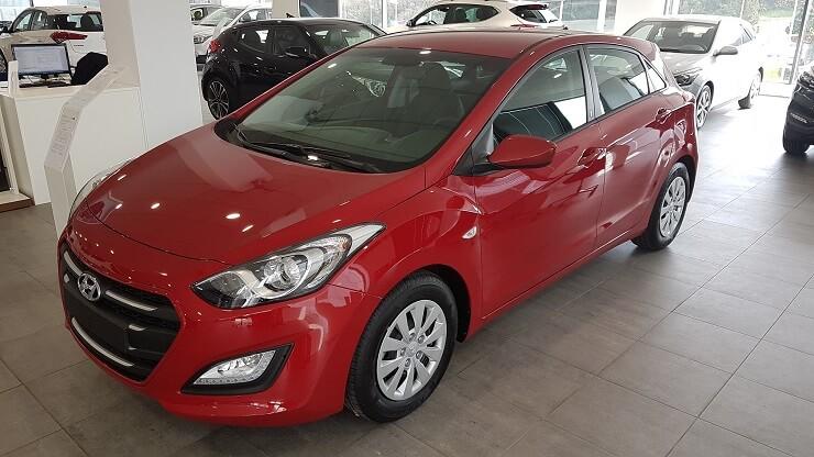 Oferta liquidación Hyundai i30