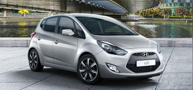 Comprar Hyundai ix20 barato