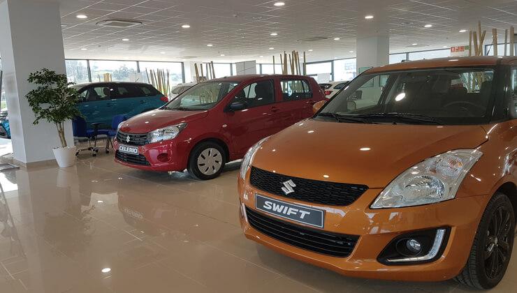 Un nuevo concesionario donde comprar Suzuki en Vizcaya
