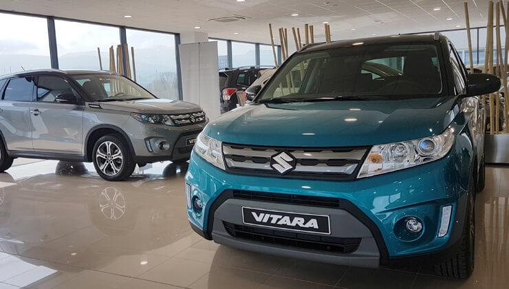 Comprar Suzuki Vitara barato