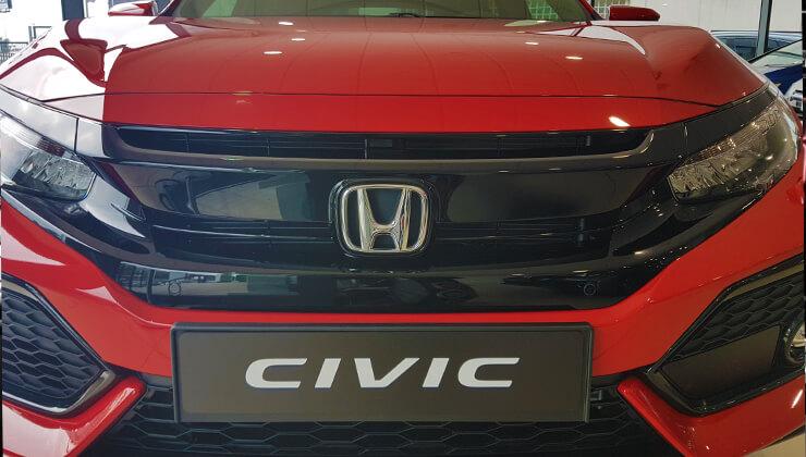 Nuevo Honda Civic 2017 llega a Bizkaia