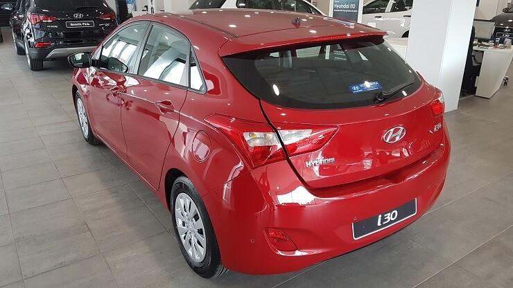 Comprar Hyundai i30 barato en vizcaya