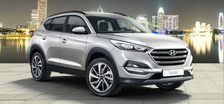 Oferta Hyundai Tucson Bizkaia