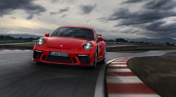 Nuevo Porsche 911 GT3 2017