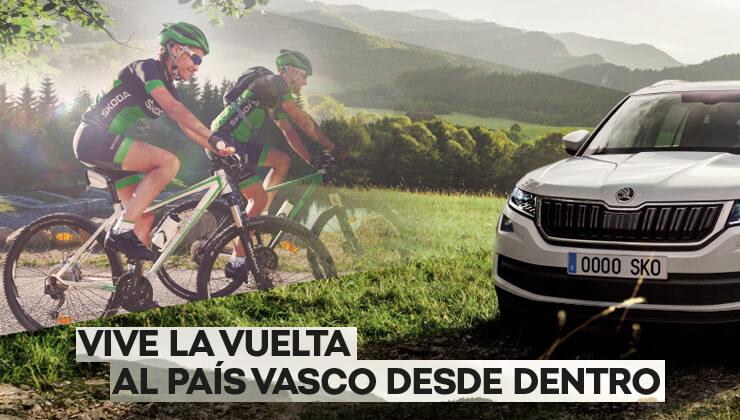 Sorteo Facebook invitaciones Vuelta ciclista País Vasco
