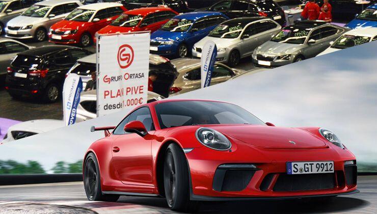 Sorteo Experiencia Porsche FVO 2017
