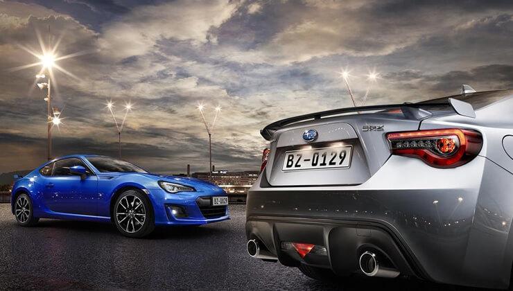 ¿Subaru BRZ o Toyota GT86?