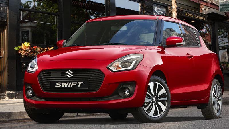 Nuevo Suzuki Swift 2017