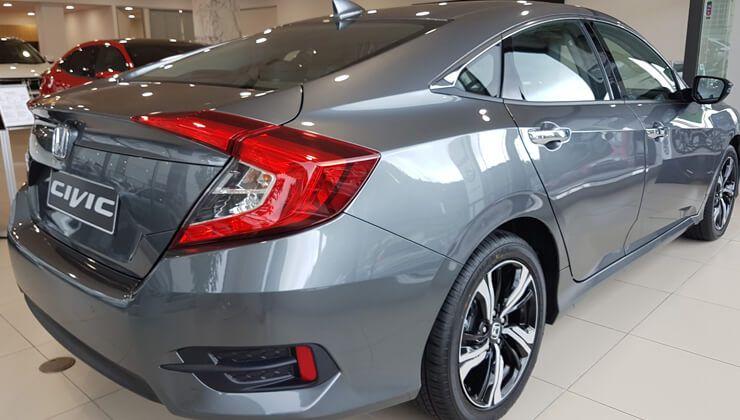 Comprar Honda Civic Sedan 2017 Bizkaia