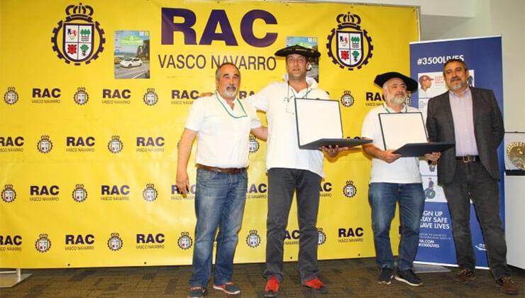 IX Eco Rallye Vasco Navarro 2017