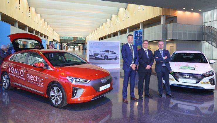 Presentación Hyundai Ioniq Bilbao en el Bec de Barakaldo