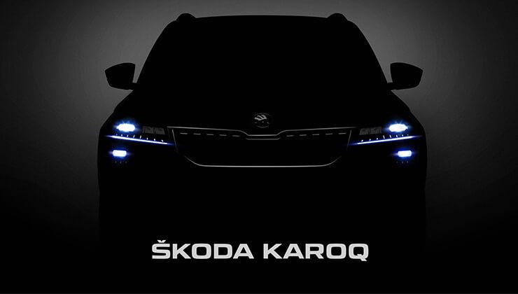 Nuevo SUV Skoda Karoq