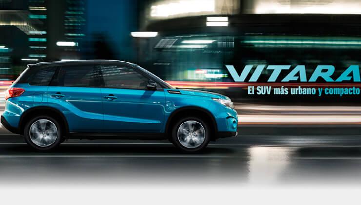 Oferta para comprar Suzuki Vitara nuevo