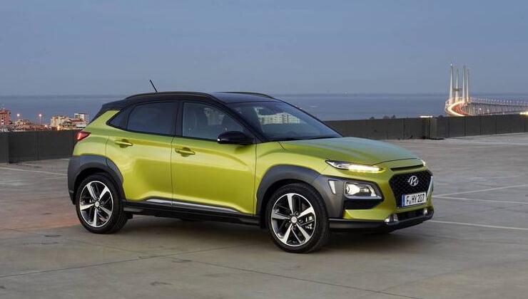 Hyundai Kona nuevo SUV Hyundai precio