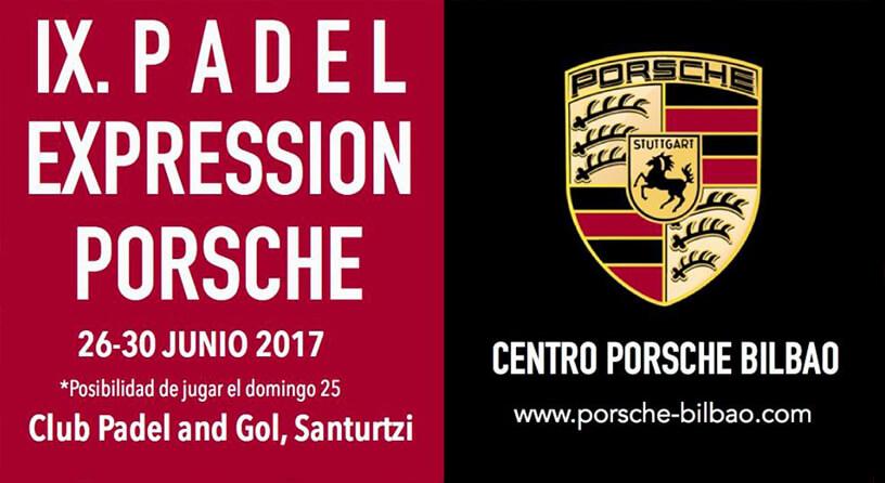 IX. Jornadas Padel Expression Porsche