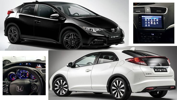 Oferta Exclusiva Honda Civic Km 0