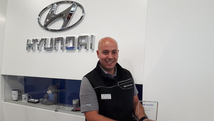 Premio al mejor servicio postventa oficial Hyundai nacional