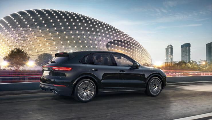 Nuevo Porsche Cayenne 2018
