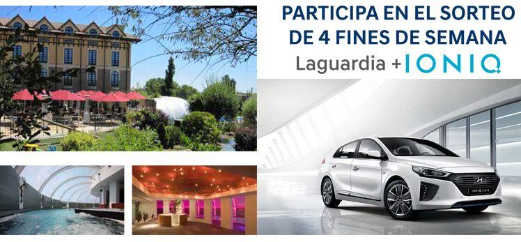 Disfruta de un gran fin de semana con Hyundai Ioniq en La Rioja
