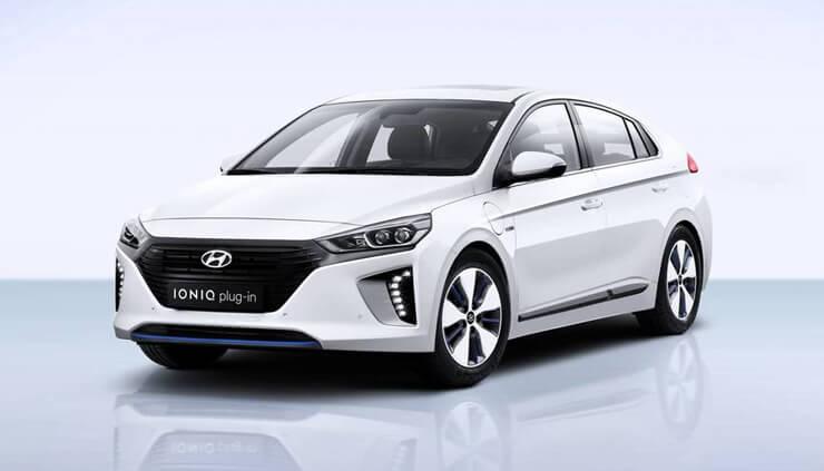 Hyundai hibrido enchufable precio