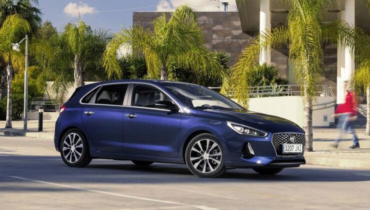 Hyundai i30 nuevo precio