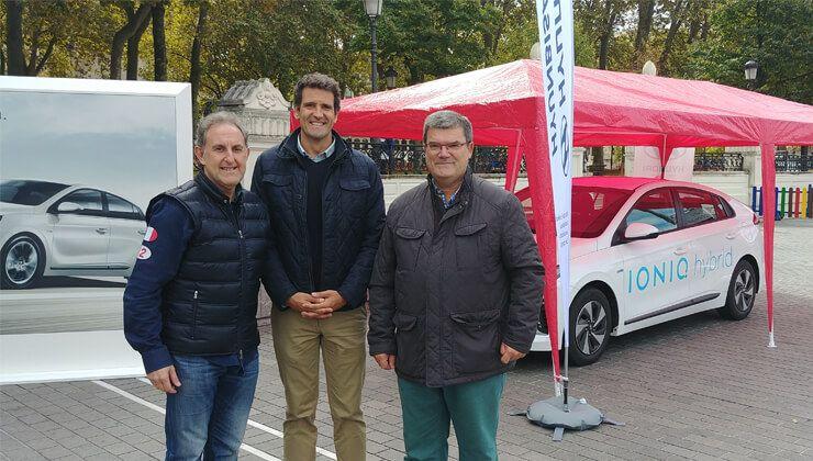 Hyundai en la Semana Europa de la Movilidad 2017 de Bilbao