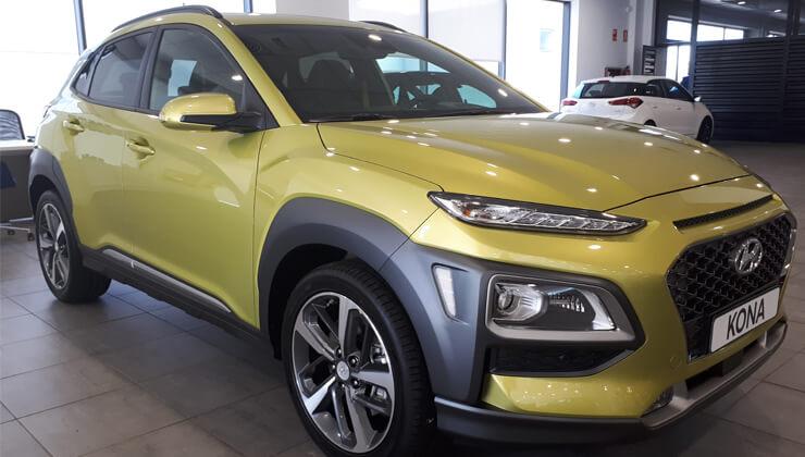 El nuevo Hyundai Kona llega a Bizkaia