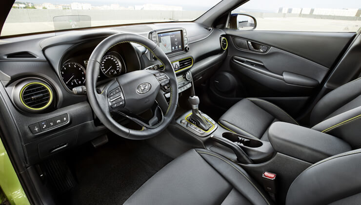 Hyundai Kona barato