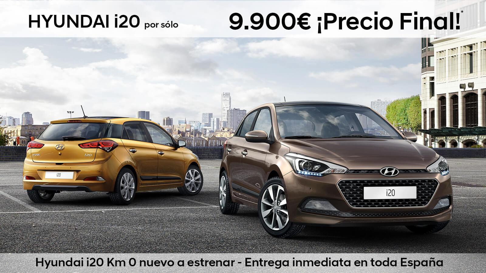 Oferta Liquidacion Km 0 Hyundai i20