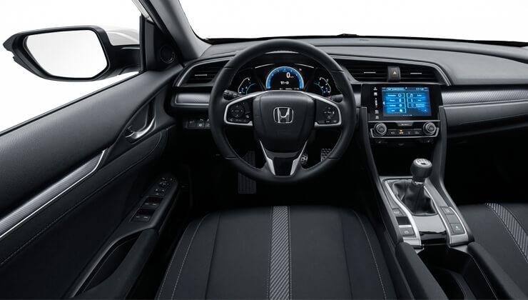 Oferta Honda CIVIC Elegance Plus Navi