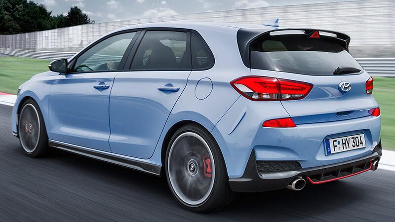 Hyundai i30N 2018, un coche deportivo para el día a día