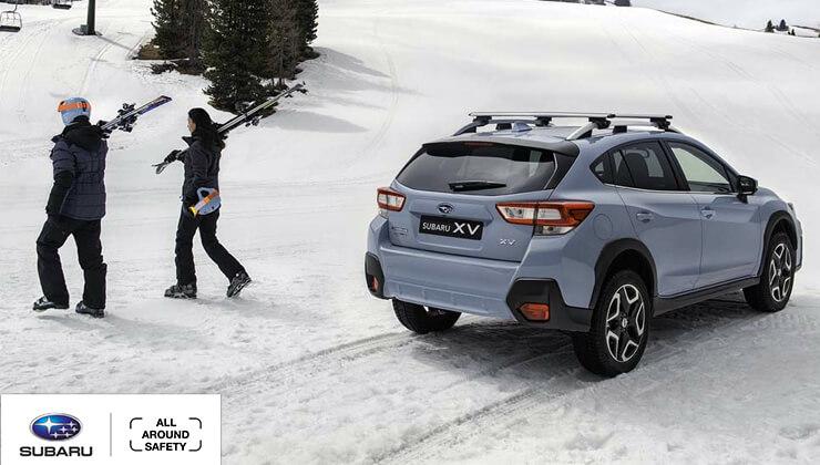Consigue Fortfaits GRATIS con el nuevo Subaru XV