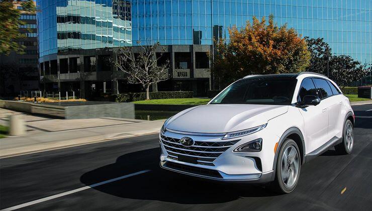 Hyundai Nexo hidrogeno autonomia