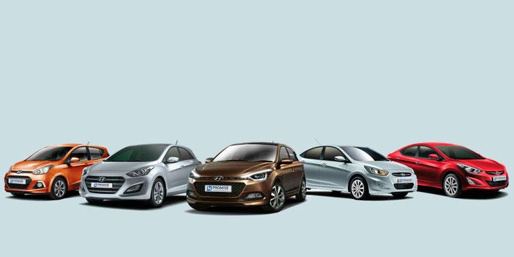 Hyundai H Promise coche seminuevo