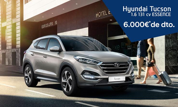 Oferta Nuevo Hyundai Tucson