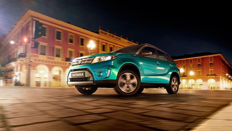 Oferta para comprar un Suzuki Vitara con un gran descuento en Vizcaya