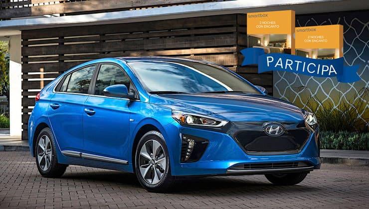 Primeras jornadas eMovilidad 23 y 24 febrero BEC Hyundai ioniq electrico El Correo sorteo smartbox