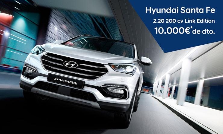 Mes Hyundai Santa Fe Km0